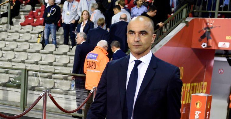 Fans begrijpen keuze van Martinez niet: 'Waarom, echt?'