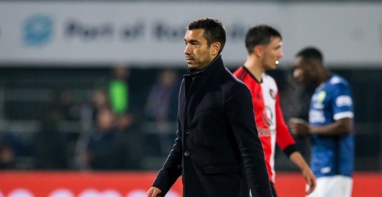 'Feyenoord moet zich afvragen of ze van hem een Foppe de Haan willen maken'