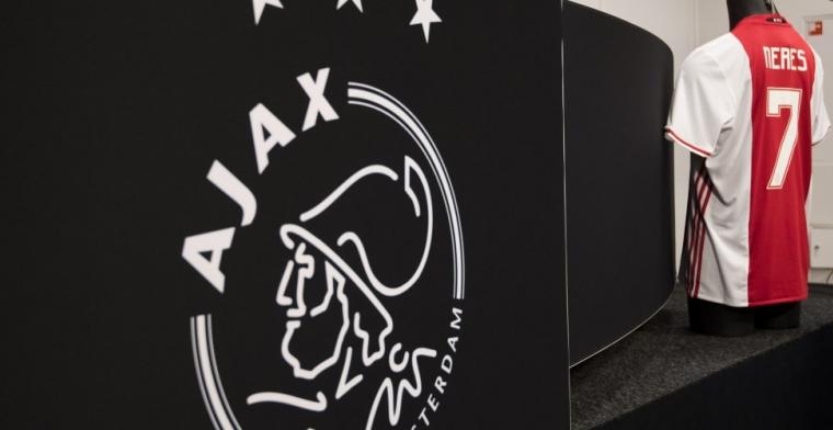 Talent gaf Ajax voorkeur boven Feyenoord en buitenland: 'Kan hier meeste leren'