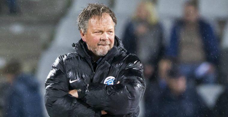 De Jong wil toeslaan: 'PSV pakt vaak de juiste momenten, maar het zit ertegenaan'
