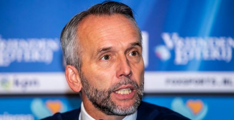 'Ajax heeft genoeg spelers op de bank zitten waar ze mee kunnen wisselen'