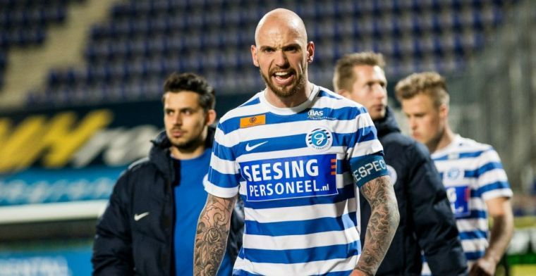 Ex-De Graafschap-speler over scrimmage tegen PSV: 'Bijzonder, mensen vielen om'