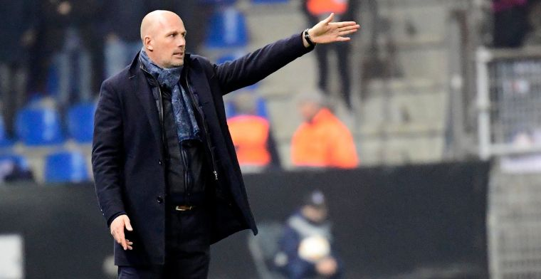 """Clement: """"Heel de Belgische competitie wil ons die eerste nederlaag aansmeren"""""""