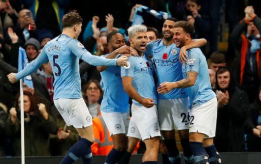 Afbeelding: City wint beladen derby en zet United op twaalf punten; Arsenal morst