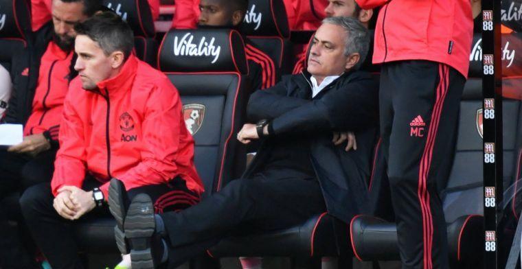 Mourinho zag het graag anders: Stel je voor dat ik Fellaini nog kan inbrengen