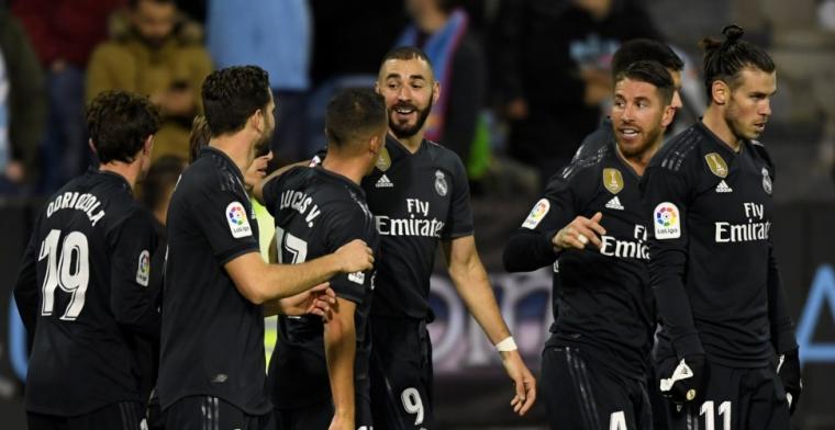 Real Madrid profiteert optimaal van nederlaag FC Barcelona en loopt in