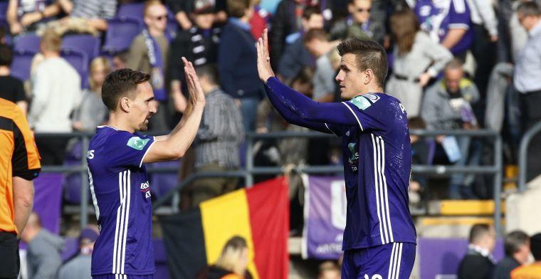 'Behandeling van Kums was de druppel voor trouwe Anderlecht-pion'