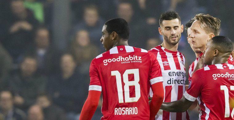 De Eredivisie-flops: Pereiro, blunderende PSV-huurling en hoog NAC-gehalte