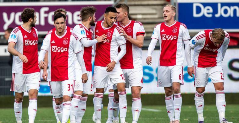 'Het gaat bij Ajax alleen over de goals die ze ingelopen zijn op concurrent PSV'