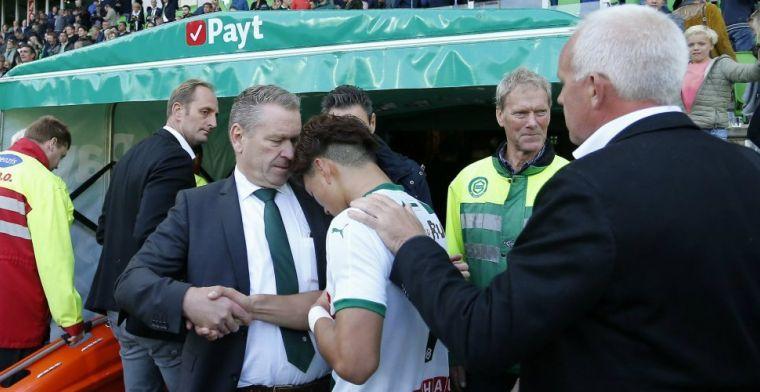 Groot nieuws uit Groningen: Nijland (58) na 23 jaar weg als directeur
