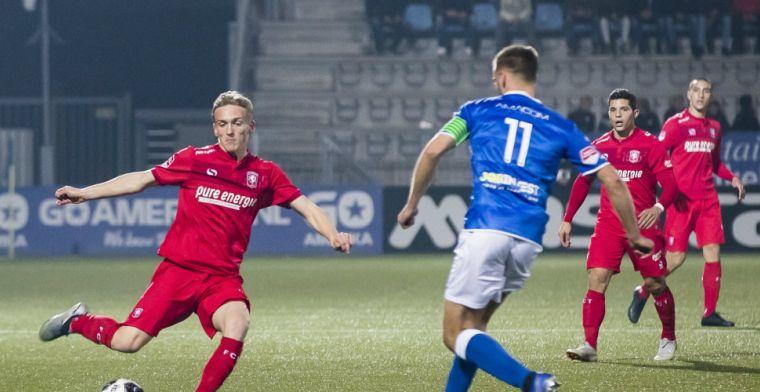 FC Twente-talent geïnterviewd door BBC: De trainer is fantastisch