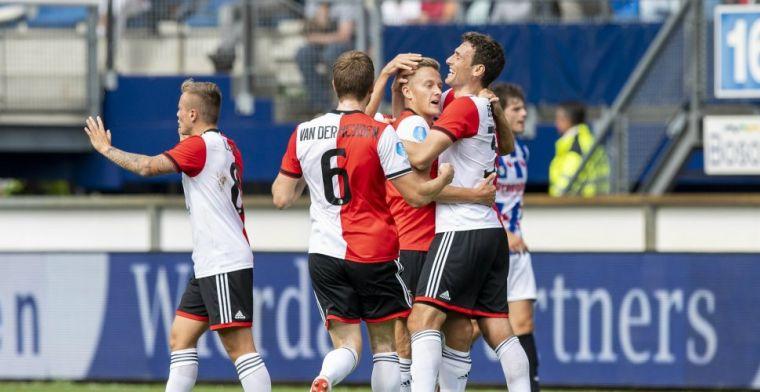 Toornstra: 'Het gat is groot, maar er komt binnenkort een wedstrijd tegen PSV aan'