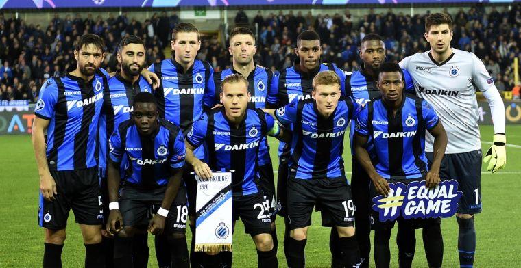 Club Brugge-aanwinst stelt teleur: Verplicht aan zijn status