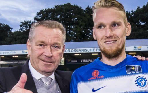 Afbeelding: Afzwaaiende Nijland ging de fout in met Huntelaar: