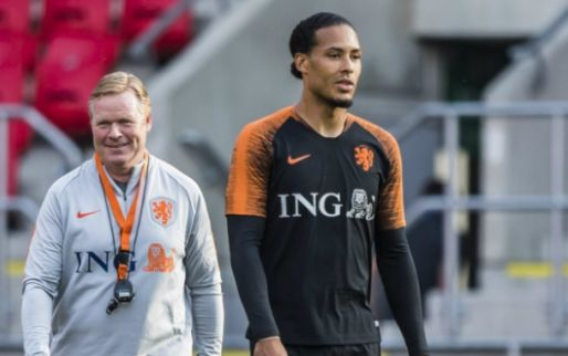 Afbeelding: Willem II deed Van Dijk geen voorstel: 'Gek, want meerdere clubs wilden me hebben'
