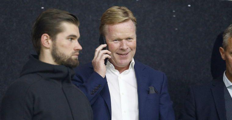 Koeman: 'Feyenoord probeerde het, maar gevolgen werden jaren later nog gevoeld'