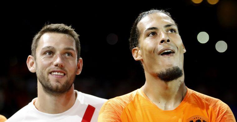 Ik weet dat Ajax twijfelde tussen mij en Mike van der Hoorn van FC Utrecht