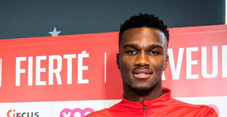 Joker op komst voor Standard, Oularé haalt andermaal uit bij de beloften