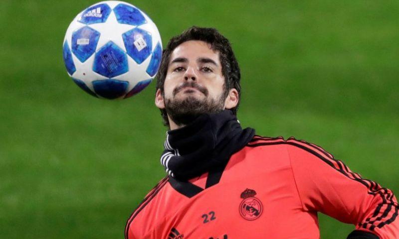 Afbeelding: 'Isco kampt met overgewicht en zorgt voor onrust bij Real Madrid'