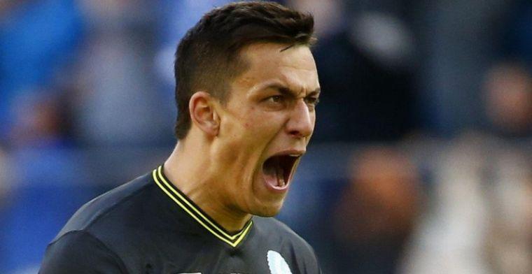 'Mindere periode bij KAA Gent dreigt gevolgen te hebben bij de nationale ploeg'