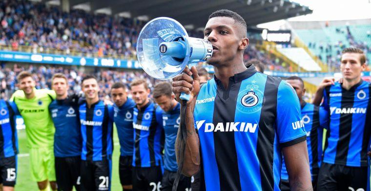 'Europese tegenstander van Club Brugge wil sterkhouder wegplukken'