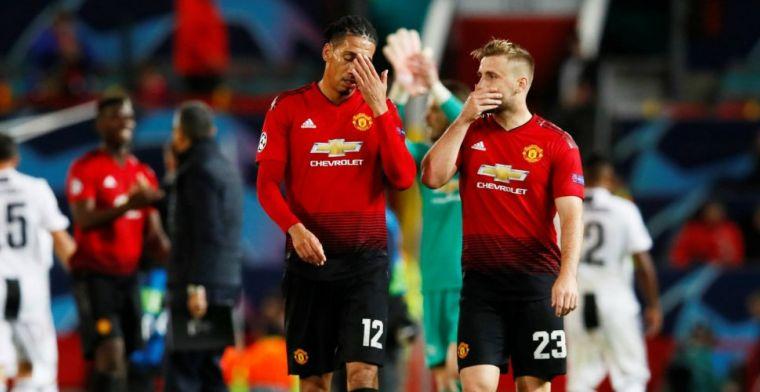 'Everton zet hoog in en denkt aan vaste waarde Manchester United'
