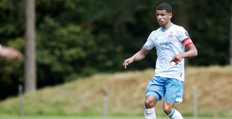 PSV-talent: 'Zoals het er nu uitziet, is het niet echt positief voor mij'