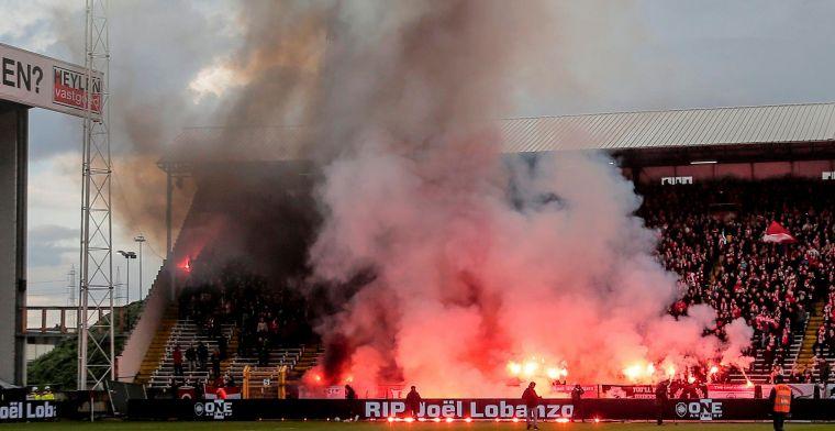 'Antwerp-fans willen WOI-monument bouwen op de Bosuil, bestuur zegt njet'