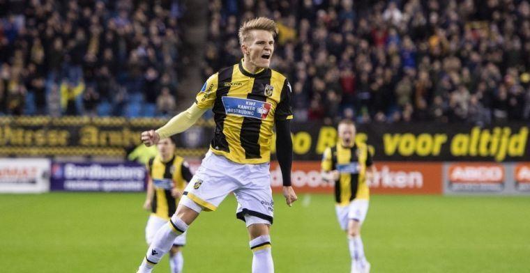 Eredivisie volgende stap richting top: 'Doel is duidelijk: wil voor Real spelen'