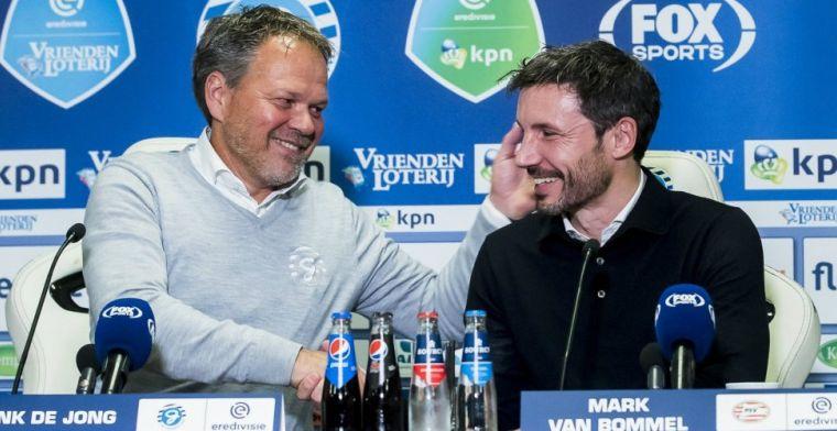 Verbeek waarschuwt Van Bommel: 'Dan raakt je carrière vaak in het slop'