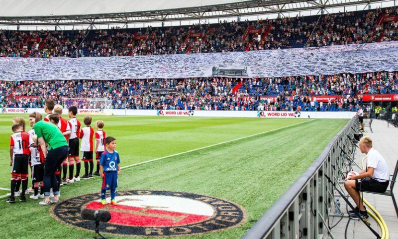 Afbeelding: BBC: De Kuip op zesde plaats in lijstje met meest intimiderende stadions