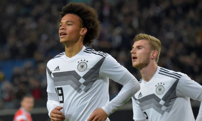 Afbeelding: Duitsland tankt vertrouwen tegen Rusland, mooi afscheid voor Rooney