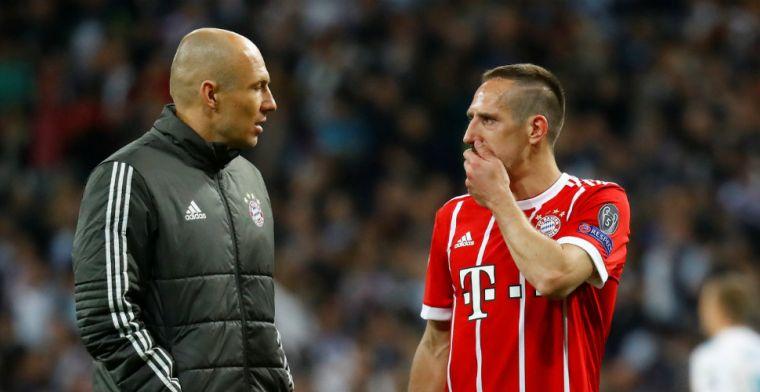 Uitbarsting Ribéry kost Robben Bambi-prijs: 'Spijt ons dat Robben wordt getroffen'