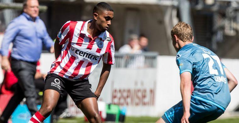 Duarte-transfer afgeraden: 'Hoorde op tv dat hij naar Ajax of PSV moet'