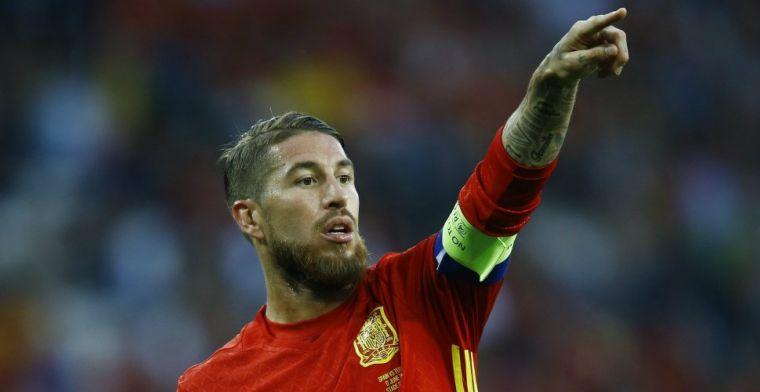 Ramos: Ga niet reageren op iemand die op voorpagina wil komen
