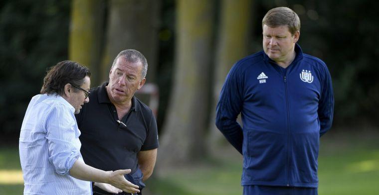Devroe was beter drie, vier jaar geleden naar Anderlecht gekomen