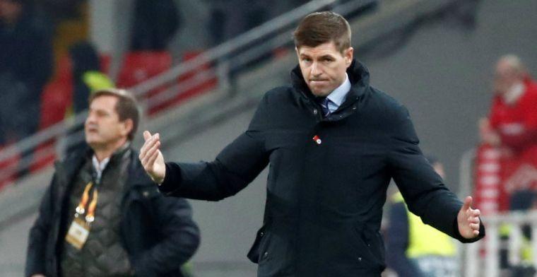 Gerrard 'als een spons' bij Liverpool: 'Hij maakt nog altijd tijd voor me'