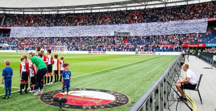 KNVB 'geeft voorkeur' aan de Kuip: 'Dan spelen we belangrijkste interlands daar'