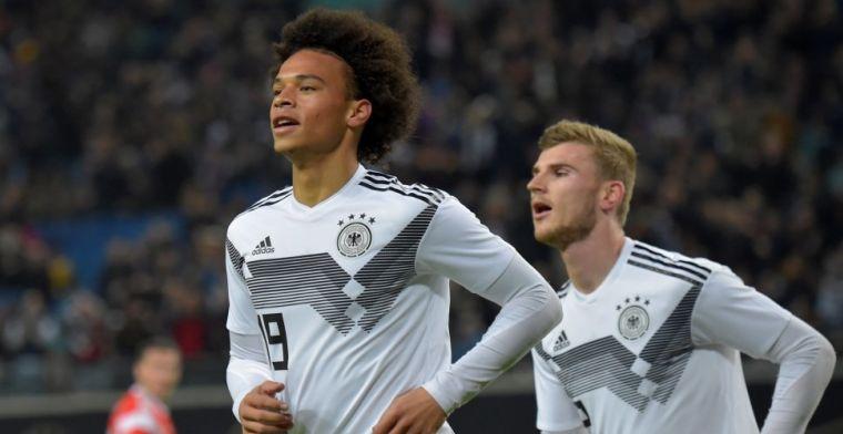 Duitsland tankt vertrouwen voor duel met Oranje; waardig afscheid Rooney
