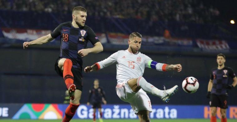 Nations League: Kroatië doet Spanje in extremis pijn; België dicht bij groepswinst
