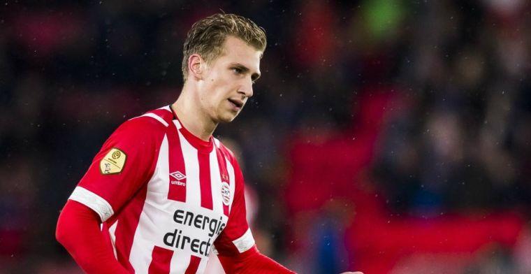 PSV-debutant: Beste positie? Dat zijn we zelf nog een beetje aan het uitvissen