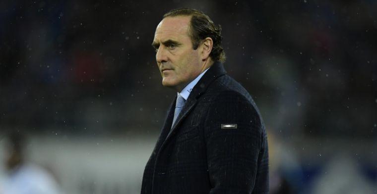 'Kortrijk-fans als door een wesp gestoken door aanstelling van Vanderhaeghe'
