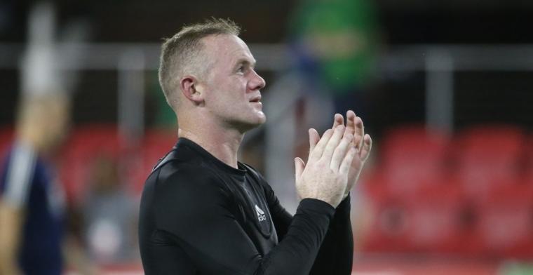 Rooney over korte invalbeurt in Europa League: Ik vond het beschamend
