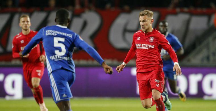 'Lastige jongen' van FC Twente: 'Maar het is mijn manier van lopen, mijn stijl'