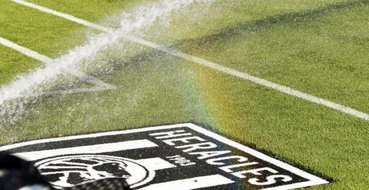 Heracles slaat terug: 'Wij wilden van alle clubs juist de meeste veranderingen'