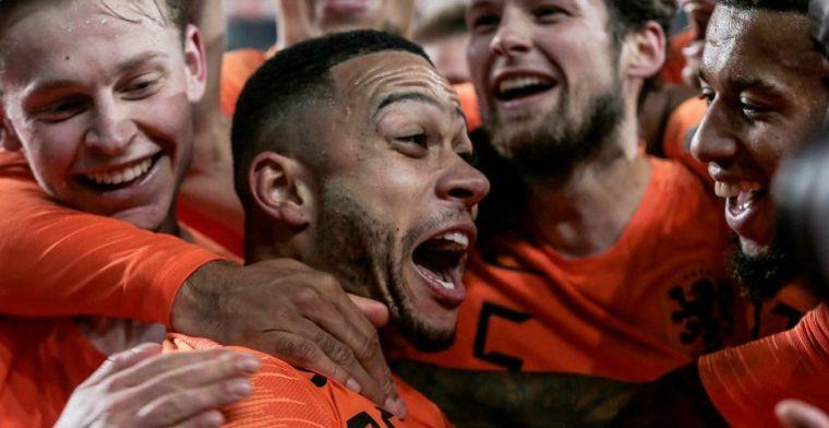 Spelersrapport: Twee uitblinkers bij Oranje na eclatante zege op wereldkampioen