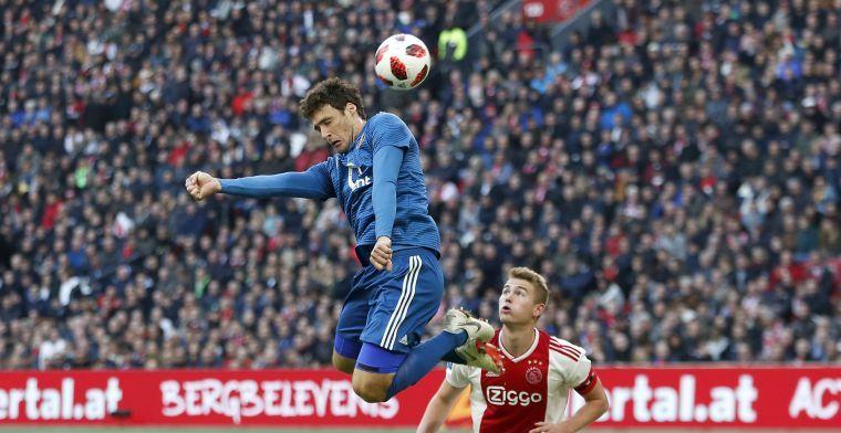 Israël stipt Feyenoord-probleem aan: 'Die twee zijn niet zo geweldig'