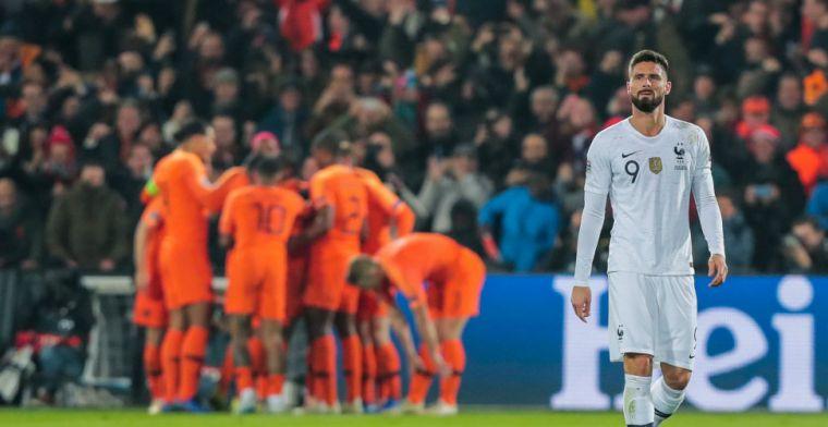 Franse pers buigt voor 'prachtig voetballend' Oranje: 'Nederland op de weg terug'