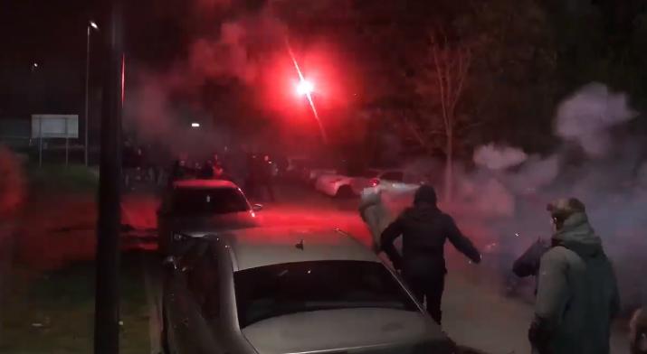 Standard reageert na supportersrellen tijdens vrouwenwedstrijd tegen Anderlecht