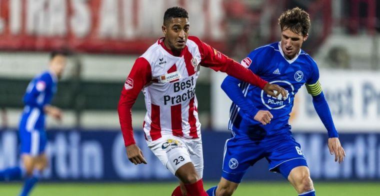 FC Volendam al acht duels op rij ongeslagen, Cambuur laat zege liggen